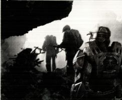 Spartans never die... by iNf3cKTioN