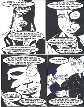 Danger and Dissonance Page 12 by Air-Raid-Robertson