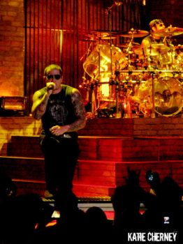 A7X Concert August 29th, 2010 by SkylineIllusions