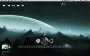 My Space Desktop by zb3k