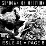 Shadows of Oblivion #1 p8 update by Shono