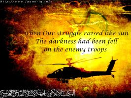 Our Struggle by jaami