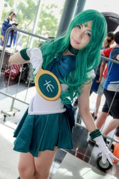 Sailor Moon - Sailor Neptune by Xeno-Photography
