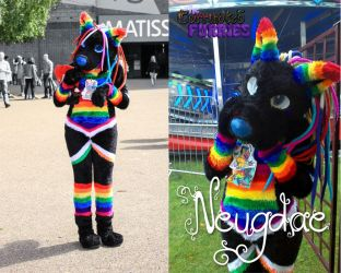 Neugdae Fursuit by Gothicgalx