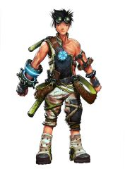 Character Design II by -seed-