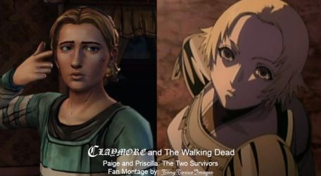 The Two Survivors - Fan Montage by TonyToriusImages