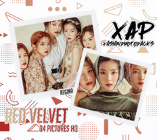 Photopack 2016 // RED VELVET by xAsianPhotopacks