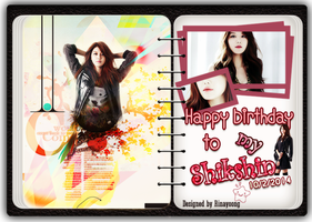[060214] HPBD to Sooyoung by rinayoong