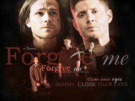 Forgive me by Nadin7Angel