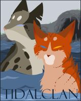 Tidalclan Simple Poster :oSaC: by Fates-Exile