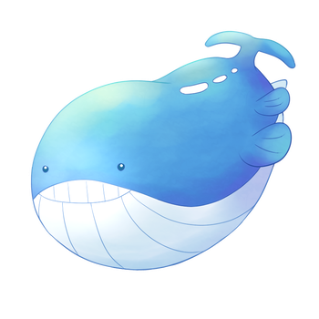 Wailord by oi-m