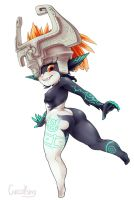 Midna by CuccoKing