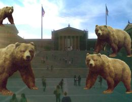 The RAA-Bear Takes over Philly by Bezmo