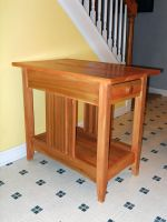 Craftsman Style Table by Fandragon