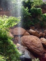 Waterfall by Trisaw1