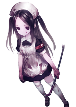 Anime Girl Render by AnimeLover20oo