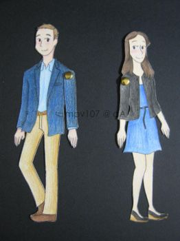 Wills and Kate by mpv107
