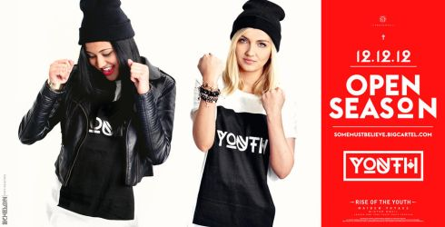 12.12.12 YOUTH Garments Launch by crymz