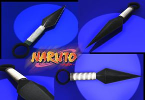 NARUTO KUNAI COLLECTION... by Omar6