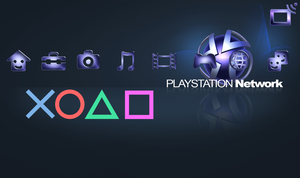 PSN Custom Dynamic PS3 Theme by DEVILUSHNINJA