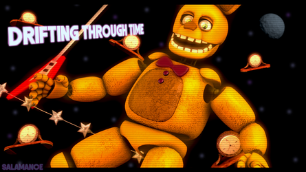 [FNAF SFM] Drifting Through Time by Sallymance