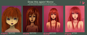 Draw it again... and again by Wernope