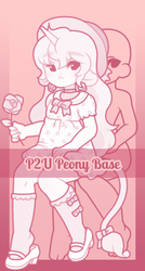 P2U Peony Base by MiniMelodies