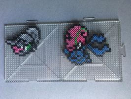 #616-#617 Shelmet and Accelgor Perlers