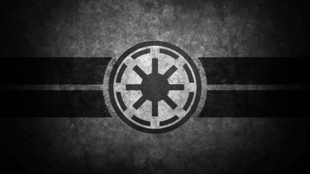 Galactic Republic Symbol Desktop Wallpaper by swmand4