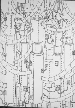 Pipes Machine by yanbodon
