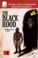 The Black Hood 8 cover by RobertHack