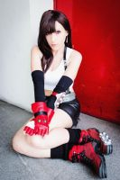 Tifa Cosplay - Final Fantasy by LadyDaniela89