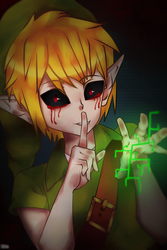 Ben Drowned by lili-more