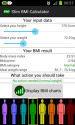 Slim BMI Calculator by Scooter20