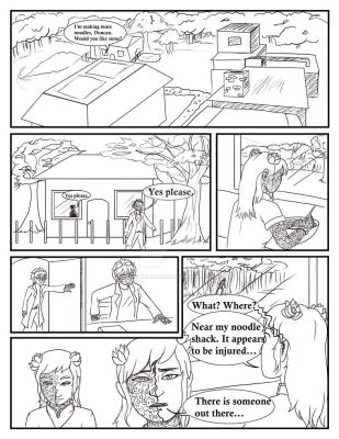 Farborn Chapter 1 part 1 by DumbBlond101