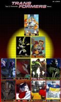 My Top 11 Favorite Transformers by Lukan-the-Oracle