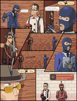 TF2 Comic: Autobalance by Quanyails