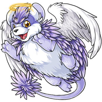 Angelic Priggle - full size by LinaLina