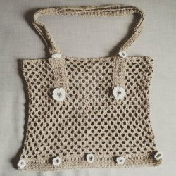 Beach Bag by WitchLadyArtisan