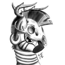 Tribal Zecora by TunRae