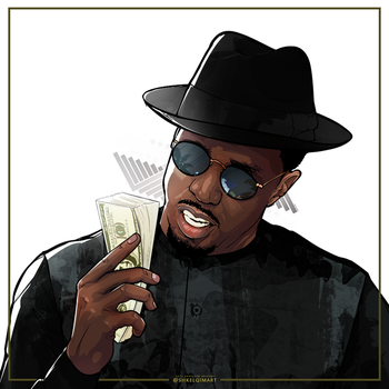 Diddy by shkelqimart