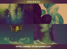 ORIONIS - CarriedOff by Carried-Off