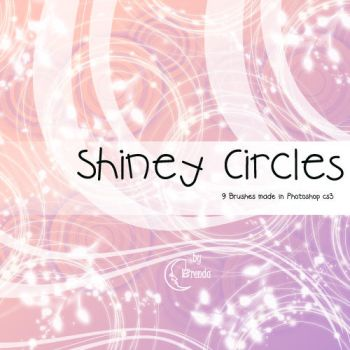 Shiny Circles Brushes by Coby17