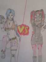 Jinx Vs Jinx by Zahyebah