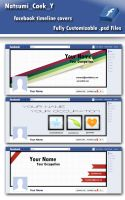 FaceBook TimeLine Covers by Natsum-i