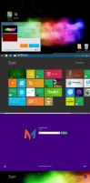 Windows 8 Start Tweaker 1.01 by Ruanmei