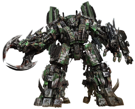 Onslaught (TLK Concept Art) by Barricade24