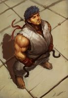 ryu by jasson78