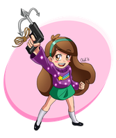 Mabel Grappling hook by Chiok