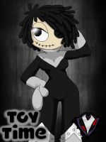 Toy Time - Molly's New Hairstyle by PlayboyVampire